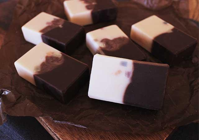 チョコ石鹸