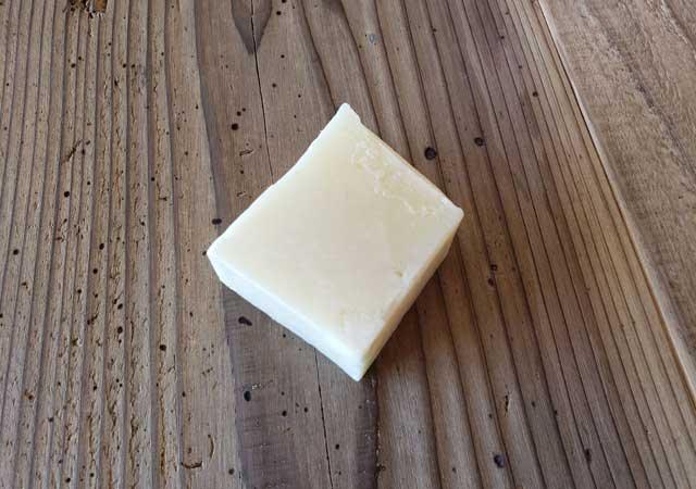 シンプルな石鹸